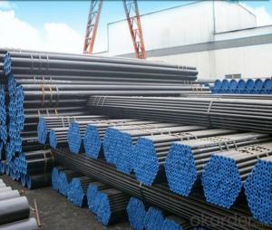 seamless carbon steel pipe for high pressure boiler tube