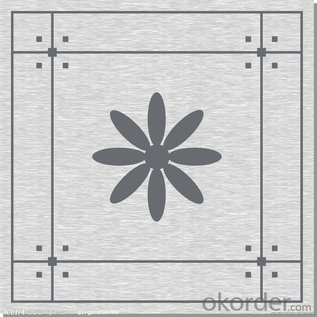 Interior Aluminum Ceiling Tile With New Design 600*600
