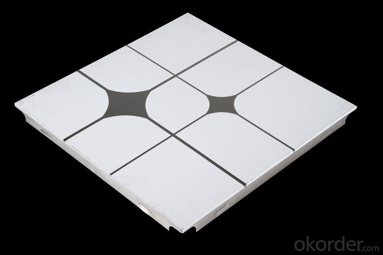 squared  Aluminum ceiling tiles for sale
