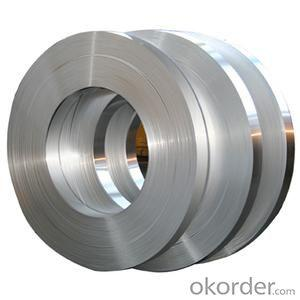 Aluminium strip with a wide range of properties