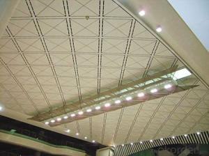 Home Decorative Drop False Ceiling Made of Aluminum