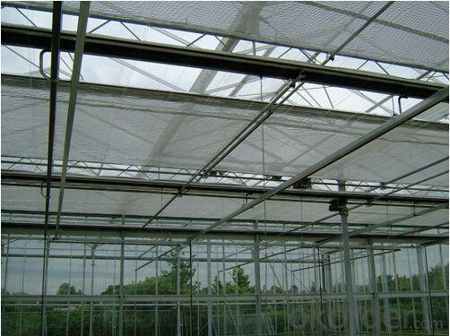 Inner shade net  for greenhouse 60% energy saving