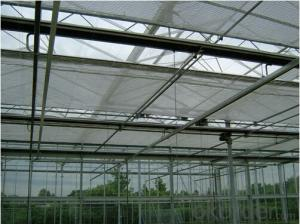 Inner shade net  for greenhouse 60% energy saving
