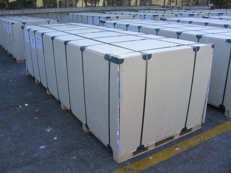 Gypsum board drywall plaster board Taishan brand