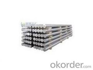 Aluminum bar with a wide range of properties
