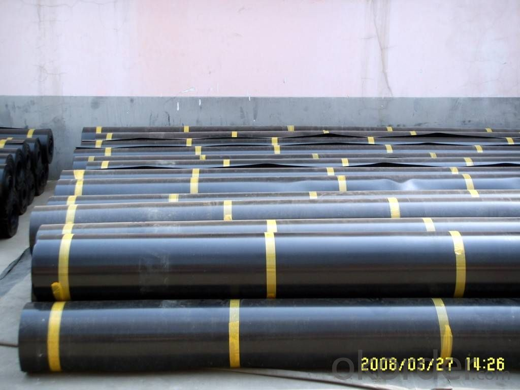 Self-adhesive Waterproofing Membrane