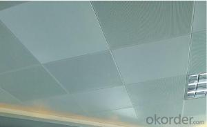 Decorative Drop False Ceiling Made of Aluminum From China