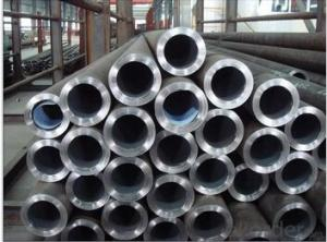 seamless steel pipe for liquid transportation