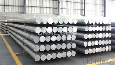 Aluminium bar with a wide range of properties