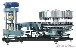 (Excluding gasoline) Cans of Filling Seamer Machine