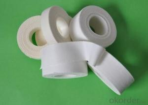 Zinc oxide surgical medical adhesive tape