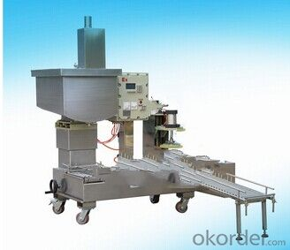 DCS30GY Series Explosion-proof Filling And Capping Machine