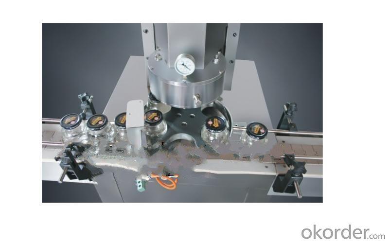 Glass Automatic Vacuum Capping Machines(YBZB-40P/YBZ-40P)