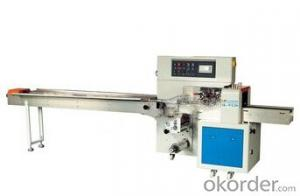 Horizontal Pillow Bag Packing Machine (SK-W450/ SK-W250/ SK-WX250)