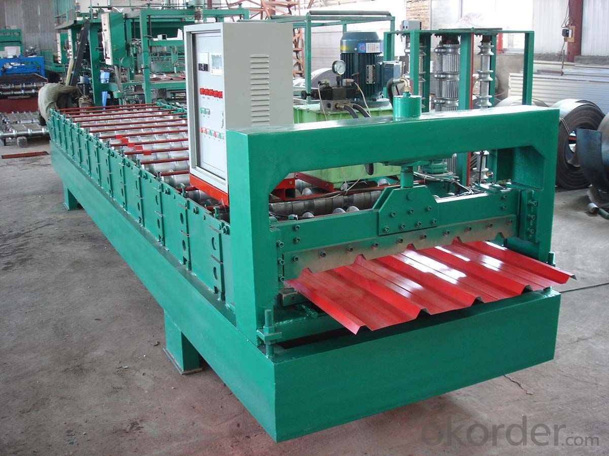 Sandwich panel Roll Forming Machinery PRL-SA1