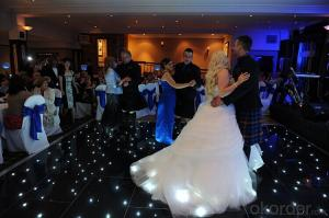 Best choice ! Led white brilliant dance floor