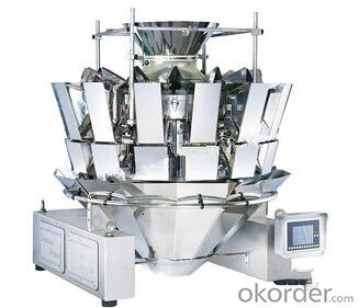 Multi-head Combination Weigher (10/14/16 head weigher)