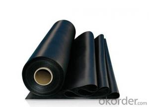 Black EPDM Waterproofing Membrane Factory Price
