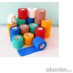 Transparent paper medical adhesive tape no residue