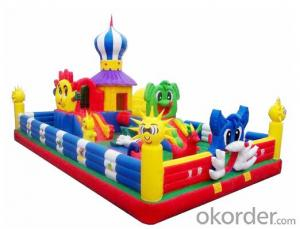 Wholesale Kids Playing Hot Inflatable Bouncer Castle