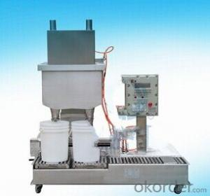 DCS30G Gravity Type Automatic Filling Machine
