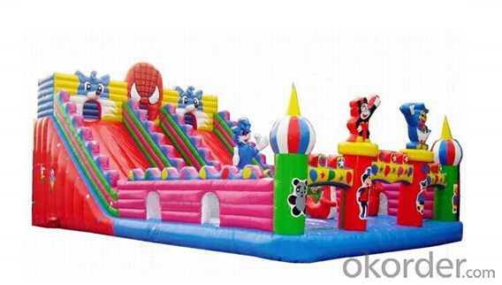Lovely Bright Popular Event Use Bounce House