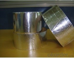 insulation bubble foil mylar flim for heat seal Al+PET+LDPE