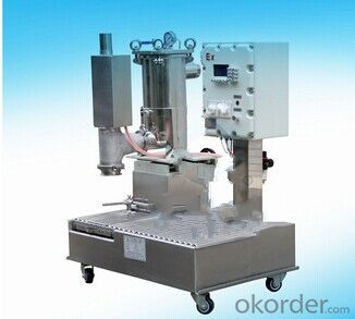 DCS30B Series Gravity Type Automatic Filling Machine