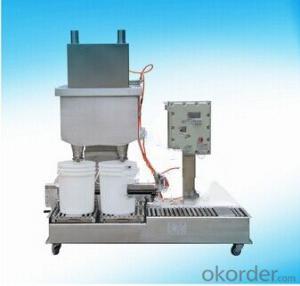 DCS30G Gravity Type Automatic Filling Machine