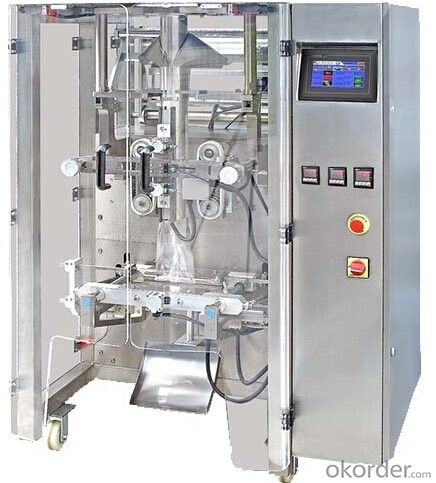 VP52B Detergent Powder Filling Packing Machine