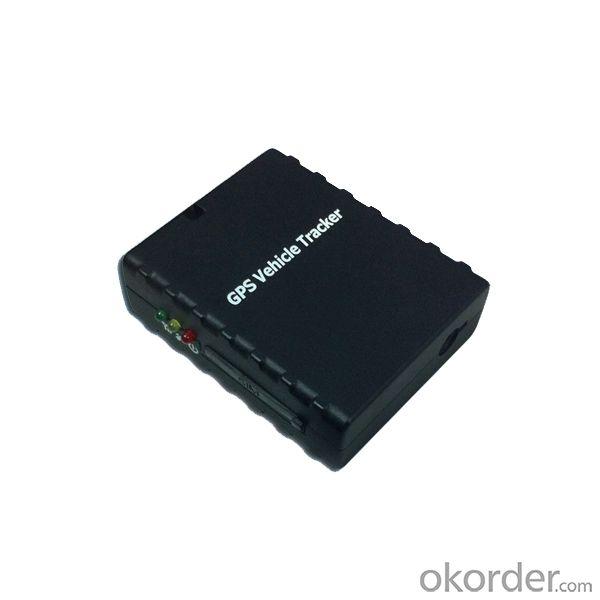 GPS Vehicle Tracker for Fleet Management