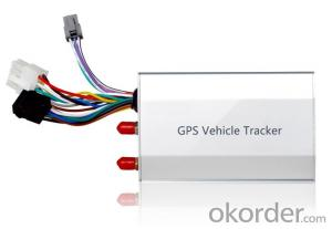 GPS Vehicle Tracker with Online Web Based GPS Tracking System