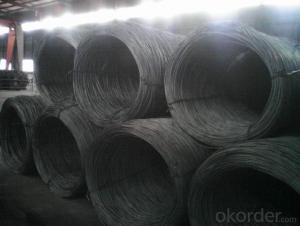 High Quality Steel Wire Rod SAE1008, SAE1010