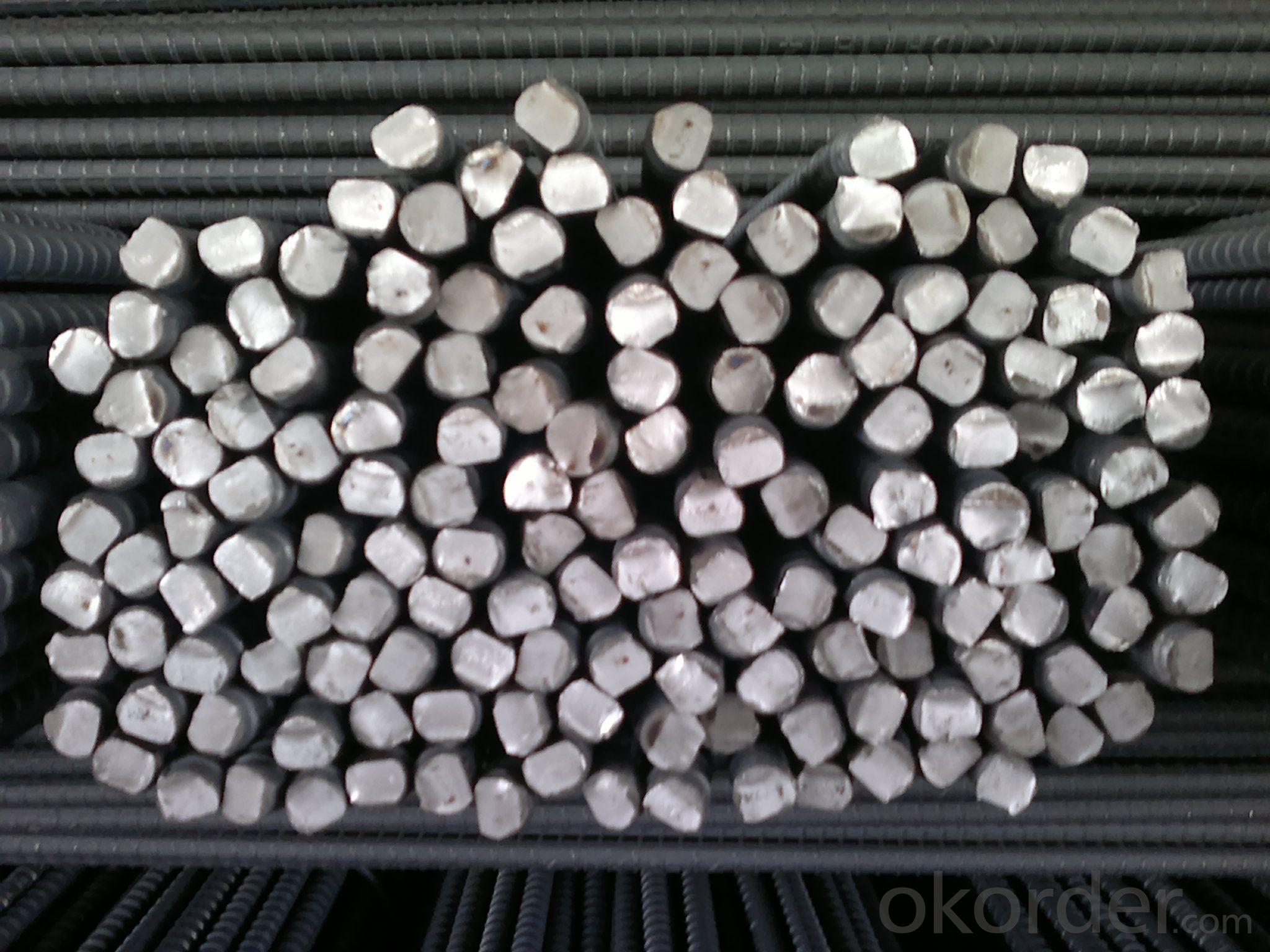 ASTM, GB Standard Hot Rolled Deformed Steel Rebars