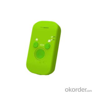 Hand Held Use GPS Personal tracker sos panic button gps tracker