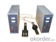 Cloth Embossing Ultrasonic Machine Source, Ultrasonic Embosser Generator