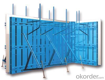 Steel Frame Formworks for All  Kinds of Construction