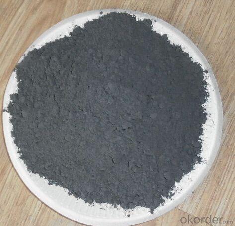 Grain Size 4 MM Graphite  Poweder  Graphite Powder