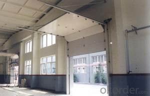 Good quality factory doors industrial sliding door