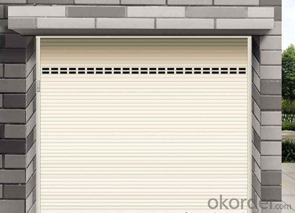 Good Quality and Low cost Automatic Garage Door