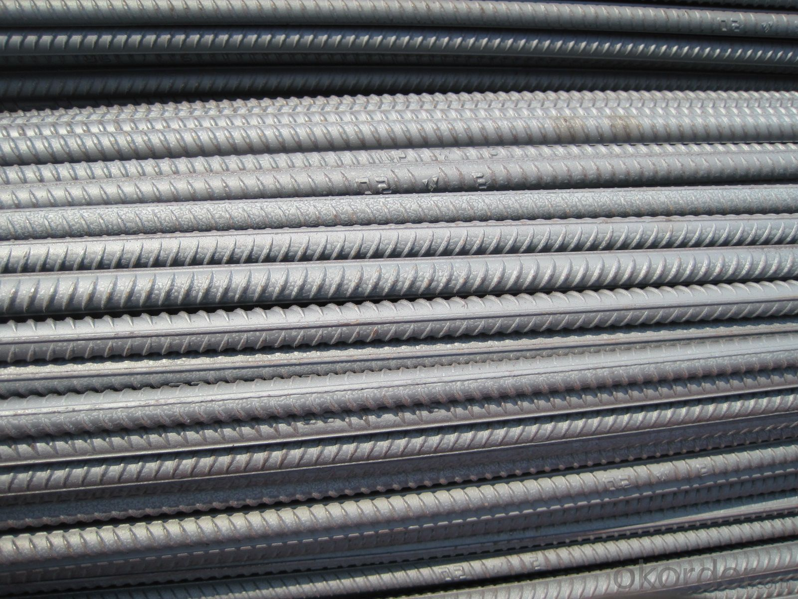 BS4449 G460 Reinforcing Deformed Steel Bar, Rebar, Deformed Rebar