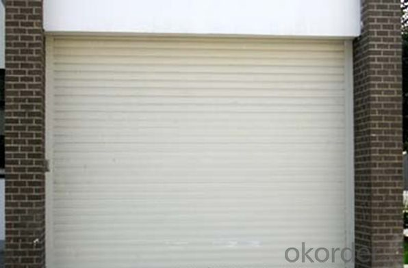 Popular and good quality sectional garage door