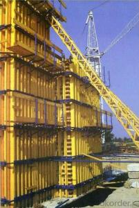 Timber Beam Formwork for Building and Construction China