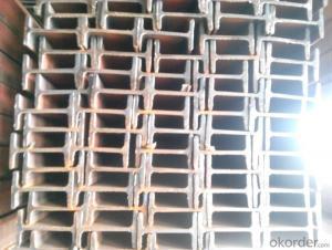EN Standard Hot Rolled Steel I Beams IPE/IPEAA