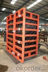 Steel Fram Formworks Used in All  Kinds of Construction