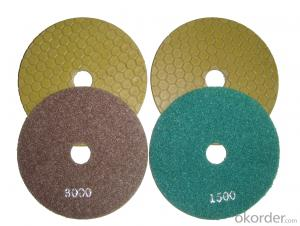 Polishing  pads-It mainly applies to the polishing of marble and granite