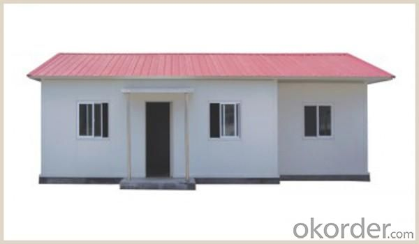 Sandwich Panel Modular Houses For Low Cost Prefab Houses