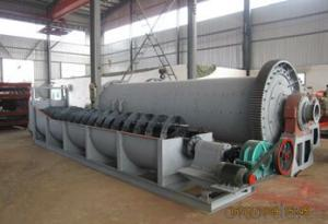 mineral ore Spiral classifier benefication machine