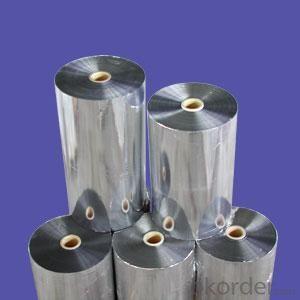 1.65 Width 12Mic Metalized Pet+15mic LDPE
