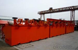 Flotation separator, iron ore separator machinery, iron ore mining machinery